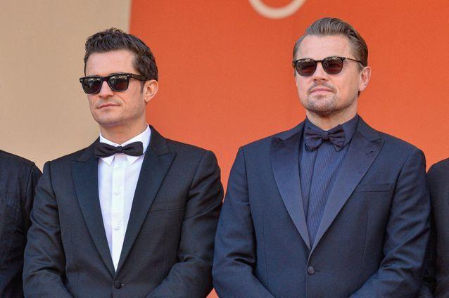 Leonardo DiCaprio et Orlando Bloom