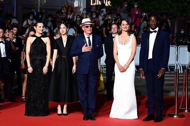 """l'équipe du film """"Les Olympiades"""" de Jacques Audiard"""