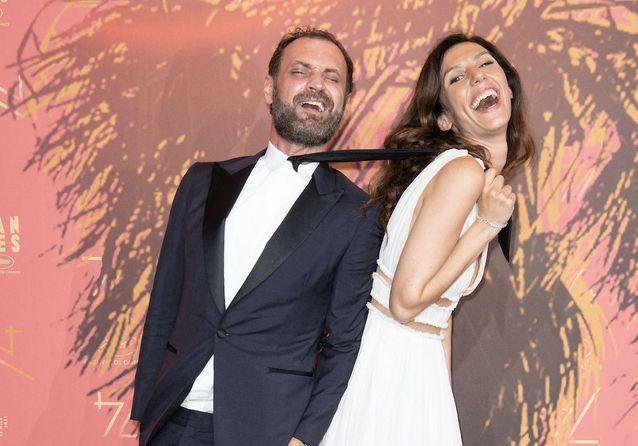Cannes 2021 : Jodie Foster, Maggie Gyllenhaal et Doria Tillier sur le tapis rouge du dîner d'ouverture