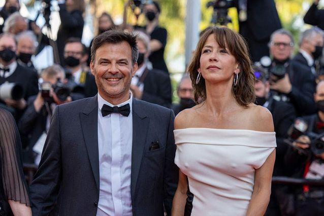 François Ozon et Sophie Marceau