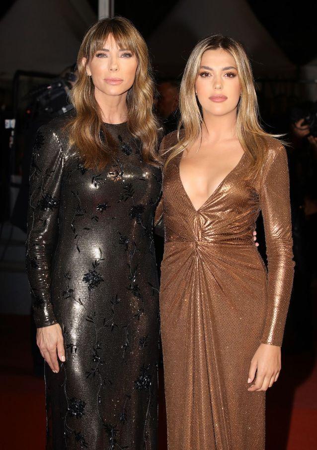 Jennifer Flavin et sa fille Sistine Rose