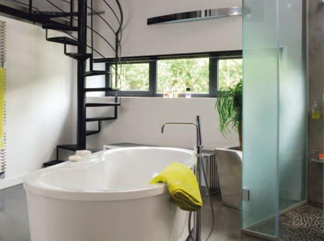 8 salles de bains à vivre