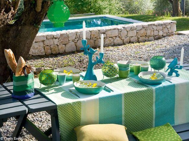 Déco de table : nos plus belles idées pour l'été