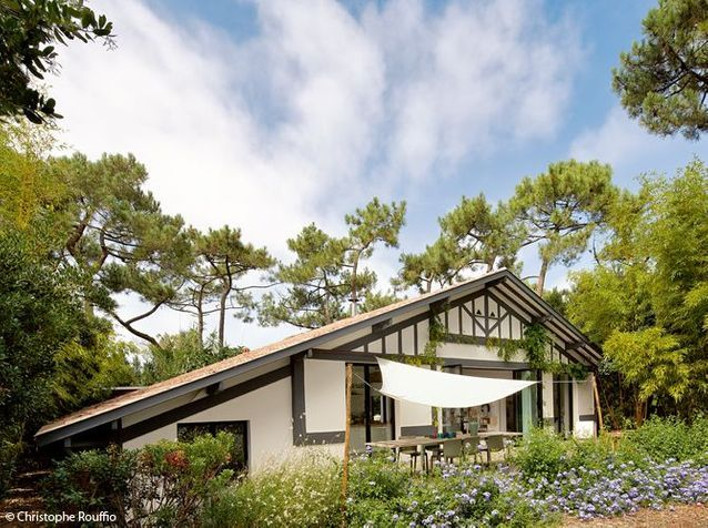 Une maison dans les Landes qui sent bon les vacances
