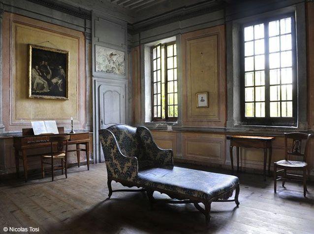 Découvrez les Charmettes, la maison de Jean-Jacques Rousseau