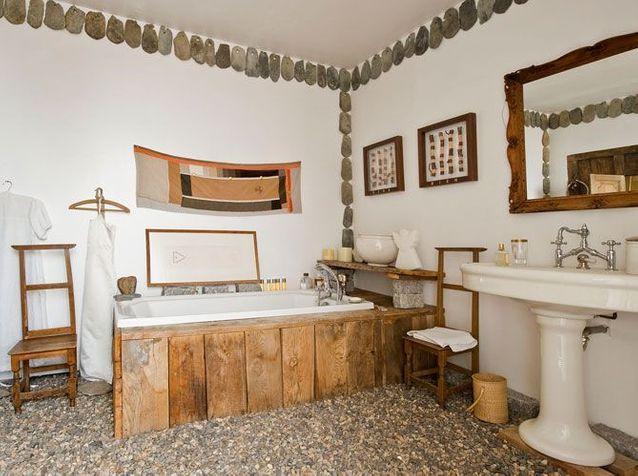 Des salles de bains qui invitent au voyage - Elle Décoration