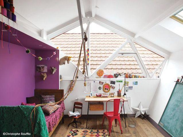 1. Une chambre d'enfant cocon