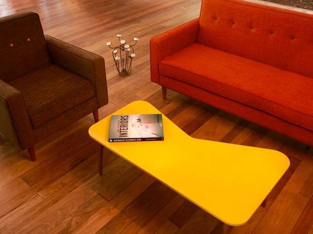 Kann et ses meubles années 50