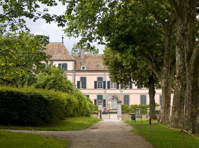 Le refuge de Madame de Staël