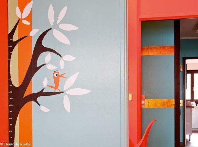 Peinture : de la couleur sur les murs - Elle Décoration
