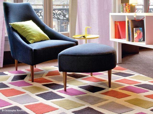 50 Tapis Qui Ont Du Style Elle Décoration