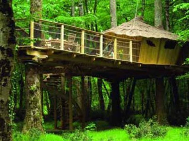 Trouvez la cabane de vos rêves !