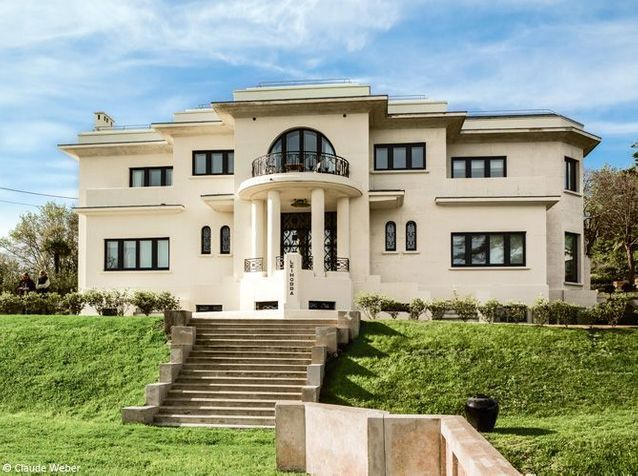 La villa Leïhorra ouvre ses portes à Art&Décoration...