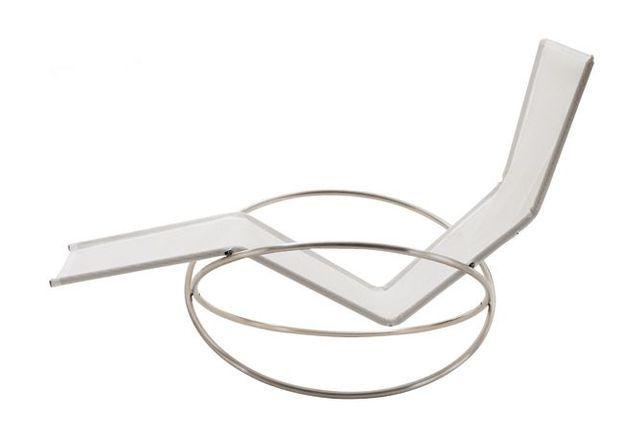 Chaise Longue Loop De Coro Serge Ferrari