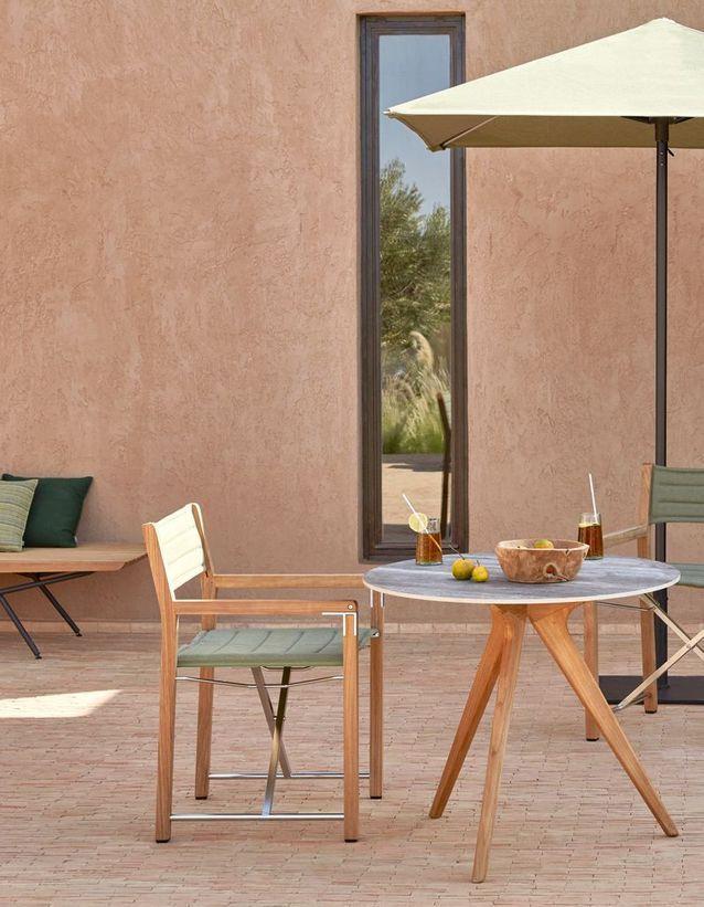 Une chaise de balcon Manutti