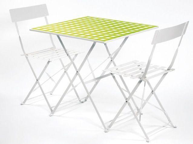 10 tables de jardin à moins de 100€ ! - Elle Décoration