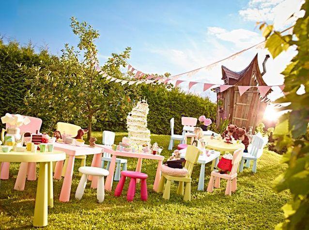 20 Meubles De Jardin Pour Vos Enfants Elle Decoration