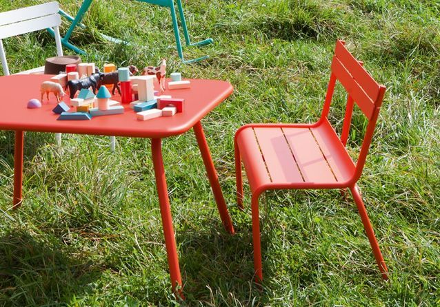 Pour quel salon de jardin pour enfant craquerez-vous ...