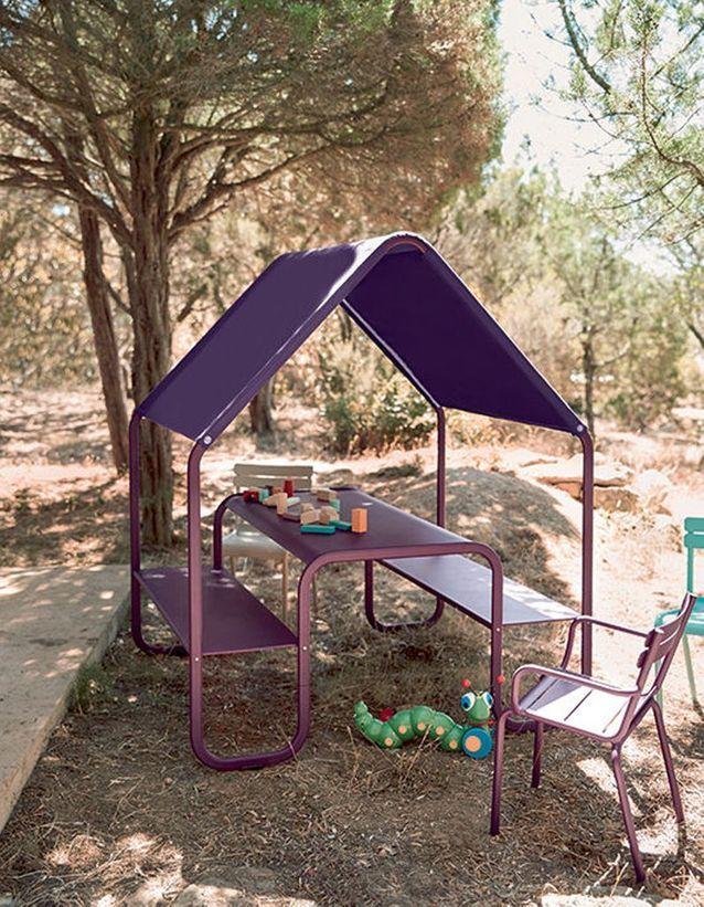 Pour quel salon de jardin pour enfant craquerez-vous ? - Elle Décoration