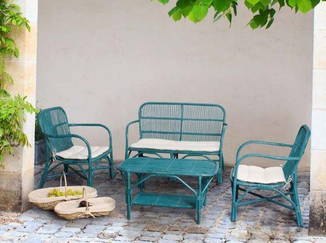 Mobilier de jardin : notre shopping estival ! - Elle Décoration