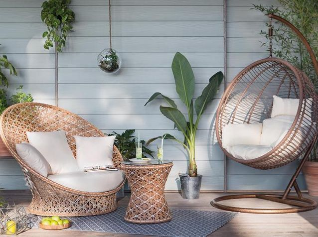 Mobilier de jardin : la collection 2016 Jardiland - Elle ...