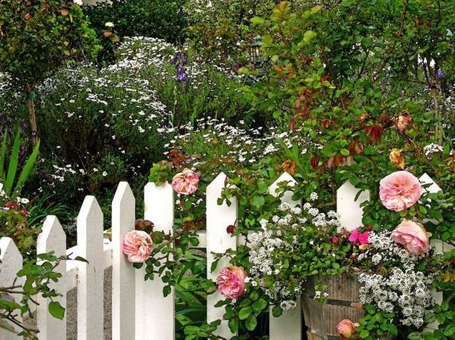 On Sinspire Des Jardins Anglais Elle Décoration
