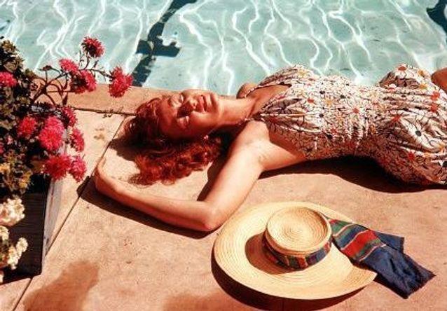 Piscines vintage, les photos rétro les plus inspirantes