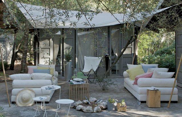 15 idées pour une terrasse canon cet été ! - Elle Décoration