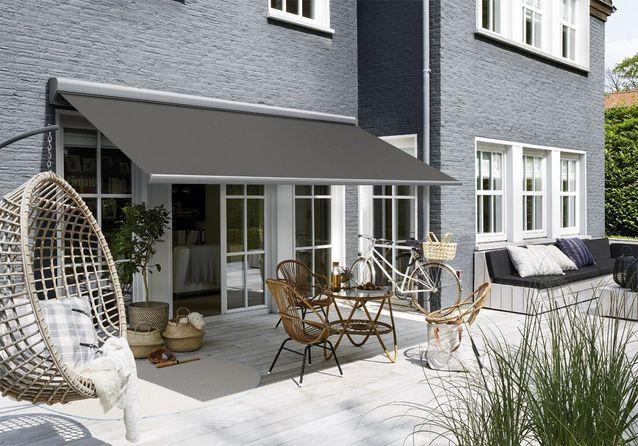 Amenager une terrasse en longueur free amnager sa terrasse pas cher beau les frais amnagement for Amenager une terrasse en ville