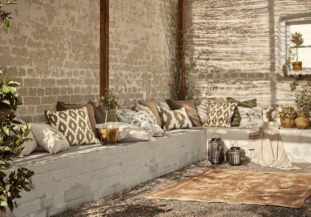 Terrasse pas chère : décorer sa terrasse avec 150 €