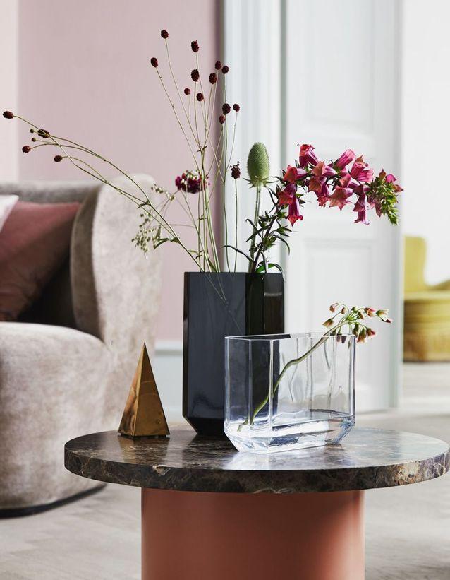Vase géométrique