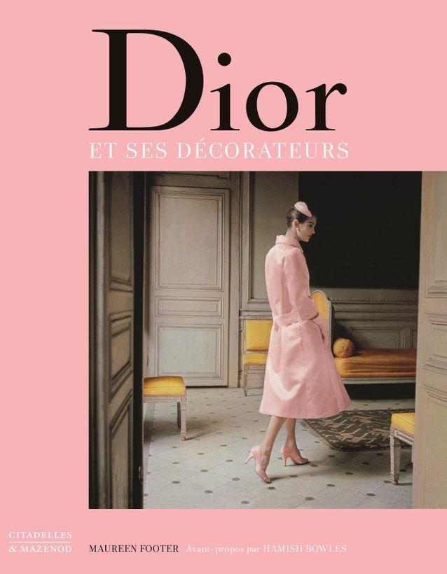 """""""Dior et ses décorateurs : Victor Grandpierre, Georges Geffroy et le New Look"""""""