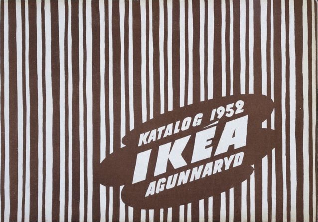 Catalogue IKEA 1952