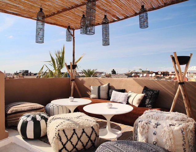 Déco : les plus beaux riads de Marrakech pour s'inspirer