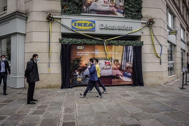 IKEA Décoration Paris Rivoli