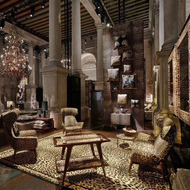 L'imprimé léopard, ADN de Dolce&Gabbana