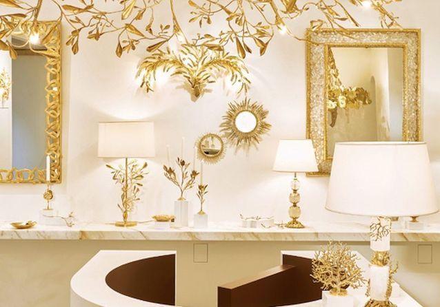#ELLEDécoSpot : L'écrin luxueux de la Galerie Goossens