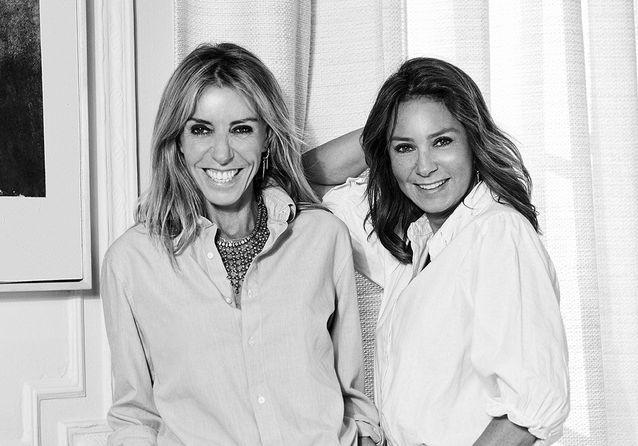 Le duo iconique de ba&sh, Barbara Boccara et Sharon Krief