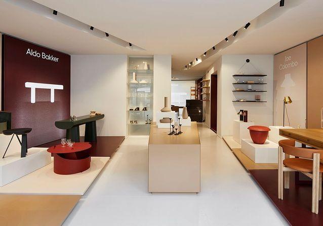 #ELLEDécoSpot : le showroom Karakter à Saint-Germain-des-Prés