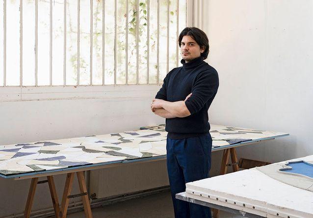 Entre Arts & Crafts et Vallauris : dans l'atelier du céramiste Maximilien Pellet