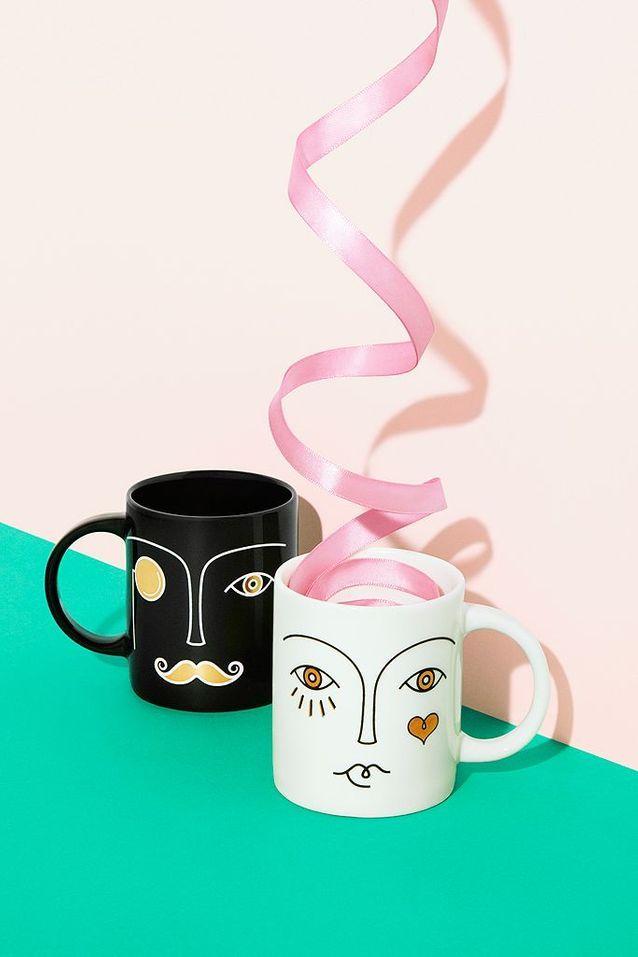 Mugs Jonathan Adler x H&M Home