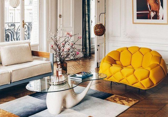 Le designer visionnaire Hilton McConnico s'expose à Paris