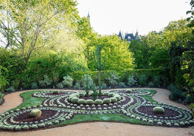 Sciences naturelles et arts appliqués au jardin à Chaumont-sur-Loire