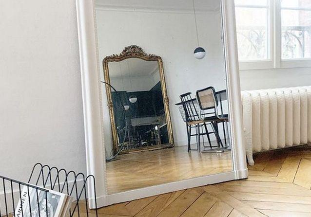 Les grands miroirs anciens font leur retour