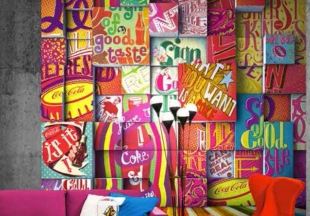 Pop et arty : une déco inspirée par Andy Warhol