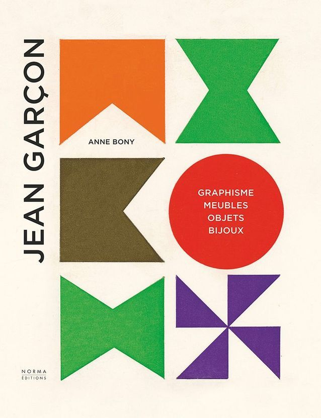 « Jean Garçon » par Anne Bony, 128 pages, 29 € (Editions Norma)