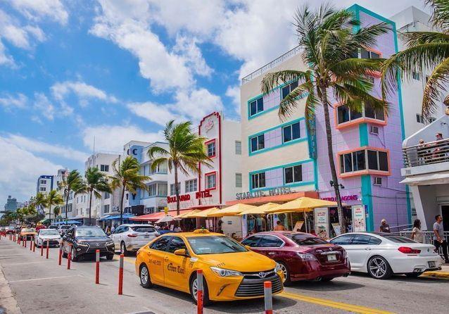 Une ville, une architecture : Miami et le style Art Déco