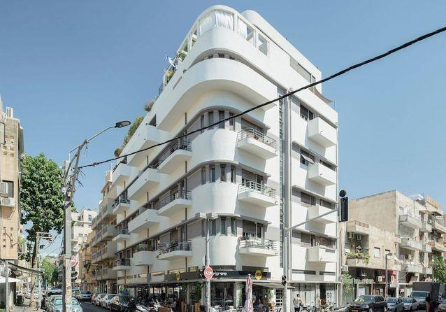 Une ville, une architecture : Tel Aviv et l'influence du Bauhaus