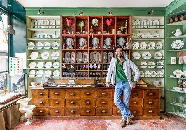 Visite d'un Paris vintage et merveilleux avec Marin Montagut