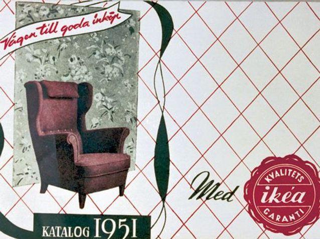 60 ans de design Ikea en images